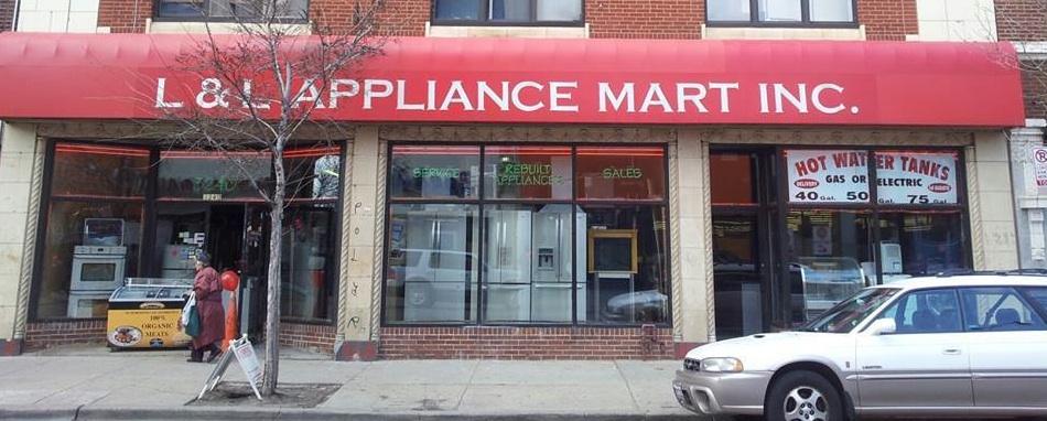 l & l appliance mart