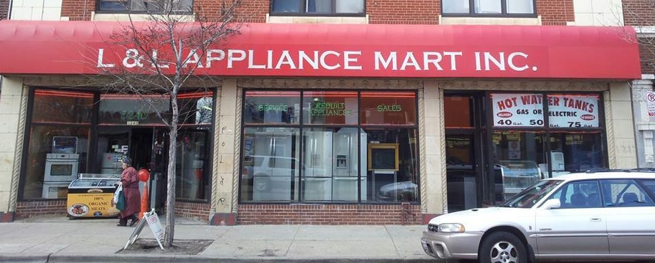Used Appliances Chicago Il L Amp L Appliance Mart